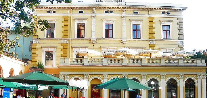 От 2 дней отдыха с завтраками в отеле «Відень» в самом центре Львова