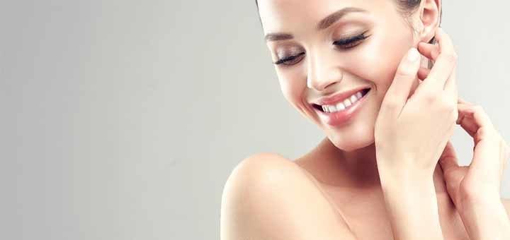 Золотая маска «Gold Matrix Mask» с микротоковой терапией в салоне красоты «Perfect Cosmetology»