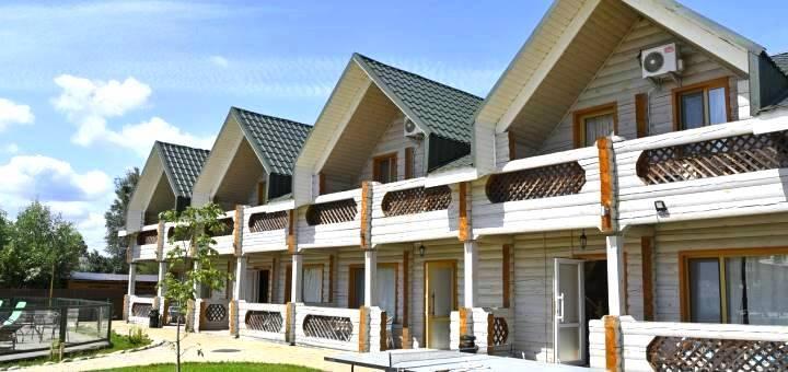 От 3 дней в августе и сентябре с завтраками в отеле «Nester-House» на Шацких озерах