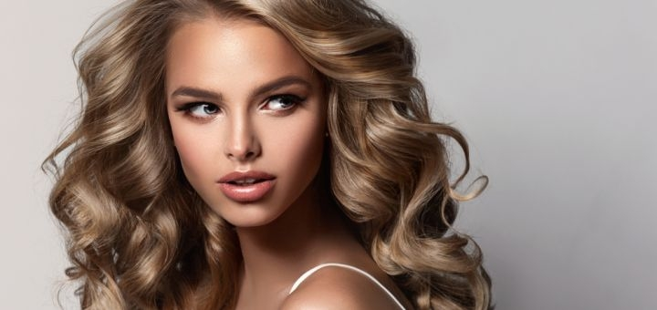 Женская стрижка и укладка волос в салоне красоты «Arlen beauty space»