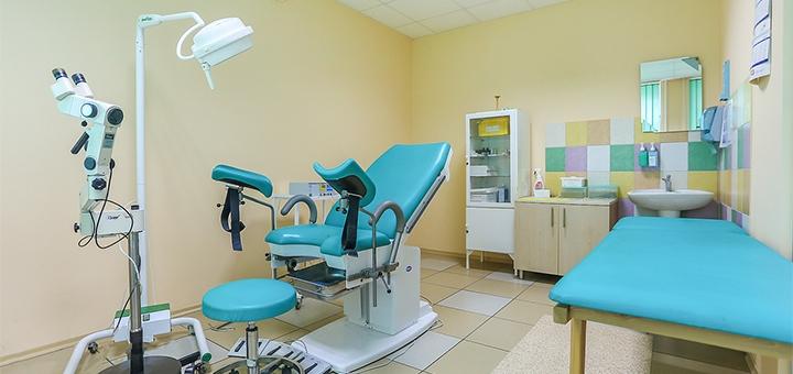 Обследование акушера-гинеколога с УЗИ в медицинском центре «Альфа-Вита»