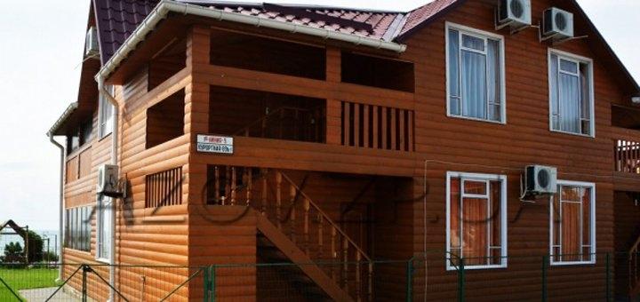 От 3 дней отдыха в гостевом доме «Анабель» в Приморске на берегу Азовского моря