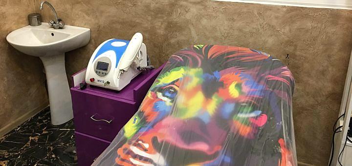 Лазерное удаление тату и татуажа в салоне красоты «Лорис»