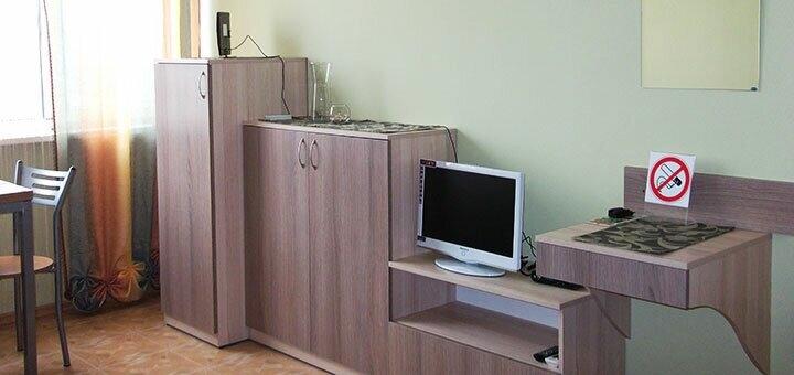 От 3 дней отдыха в сентябре в апартаментах в комплексе «Promenad III» в Затоке