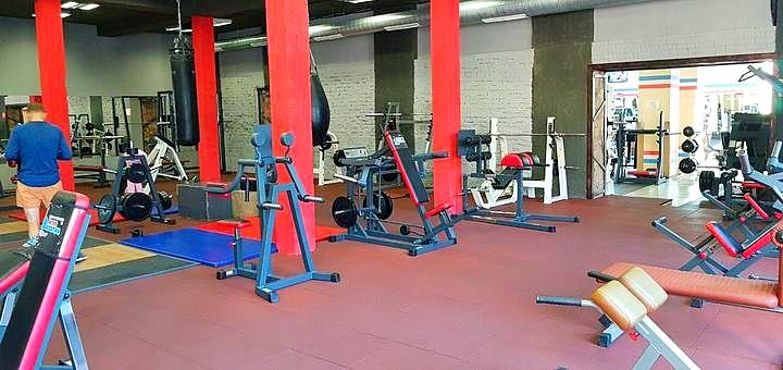 До 3 месяцев посещения тренажерного зала в спортивном клубе «GymFit» на Борщаговке