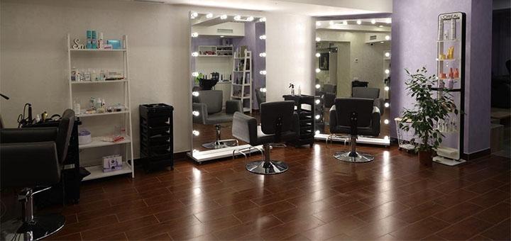 Лечение волос «Lanza Keratin Healing Oil» в салоне красоты «ES Beauty Bar»