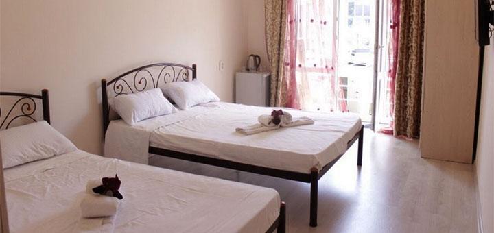 От 2 дней отдыха осенью в гостинице «DEL MAR» в Коблево на берегу Черного моря