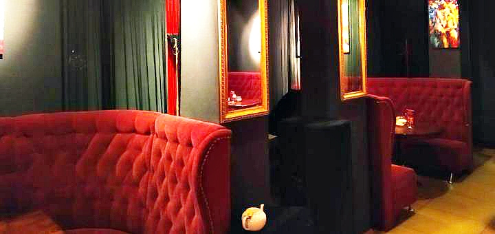Фирменный кальян в кальянном арт-баре «Точка G»