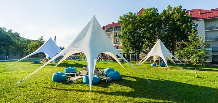 От 5 дней SPA-отдыха c питанием и пакетом услуг в отеле «Reikartz Поляна» в Сваляве