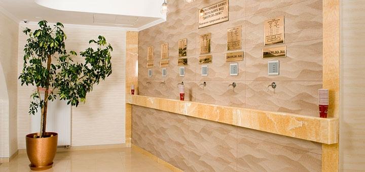 От 4 дней отдыха «All Inclusive» в лечебно-оздоровительном комплексе «ТуСтань» в Сходнице