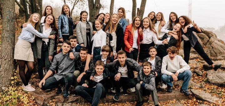 Скидка 53% на фотосессию школьников, выпускников или студентов от Вальдемара Петровского