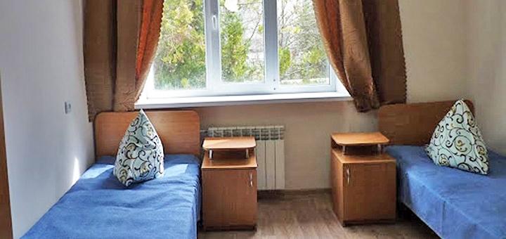 От 3 дней отдыха в сентябре в пансионате «Eco-дом» в Железном Порту на Черном море