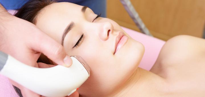 До 3 сеансов радиочастотного и радиоволнового RF-лифтинга лица в центре косметологии «BG Lab»