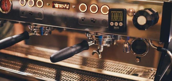 Скидка 50% на все меню кофейных напитков в сети кофеен «Bitcoffee»