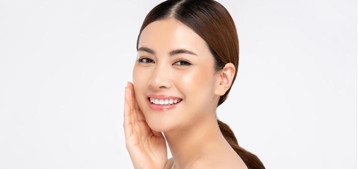 Чистка лица с уходом по типу кожи или пилингом от косметолога Пильщик Дианы