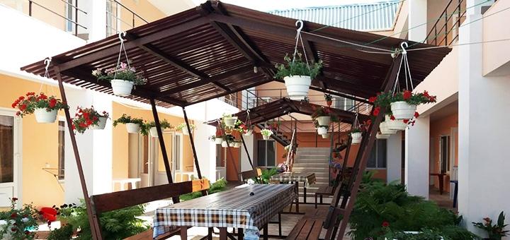 От 3 дней отдыха в сентябре в пансионате «Улыбка» в Железном Порту