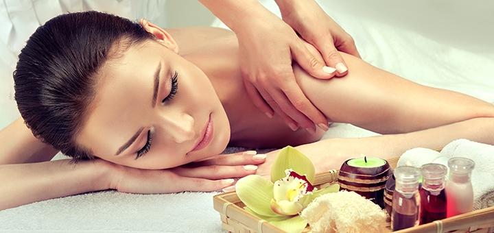 До 7 сеансов аромамассажа всего тела в фито-студии «Орхидея»