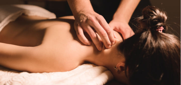 До 5 сеансов массажа шейно-воротниковой зоны в кабинете массажа «Beauty Studio AK»