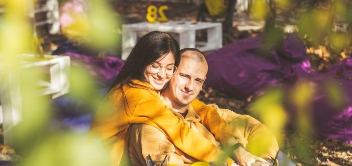 Выездная или студийная фотосессия «Love Story» от фотографа Екатерины Иваниловой