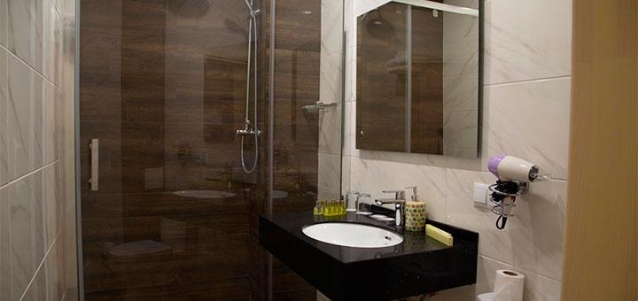 От 2 дней отдыха в cентябре в отеле «Boomerang Boutique hotel» в Одессе