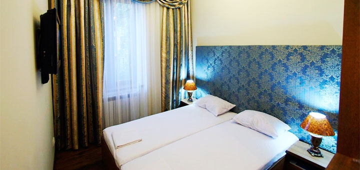 От 2 дней отдыха в сентябре в отеле «Boomerang Business hotel» в Одессе
