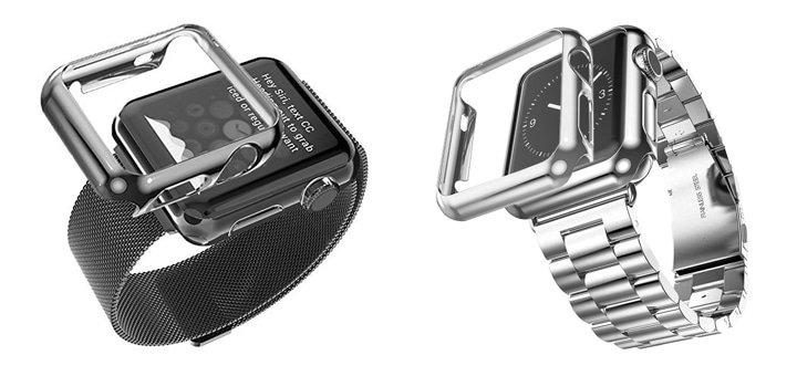 Скидка 25% на любую покупку ремешка или чехла в Apple-watch!