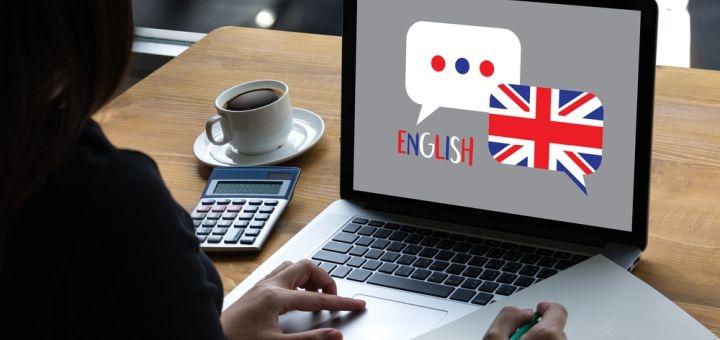 До 15 онлайн-занятий английским с носителем языка или преподавателем языкового центра «Lingva»