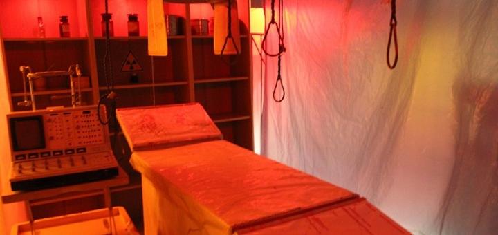 Посещение квест-комнаты «Протеже Франка» от «Quest Time»
