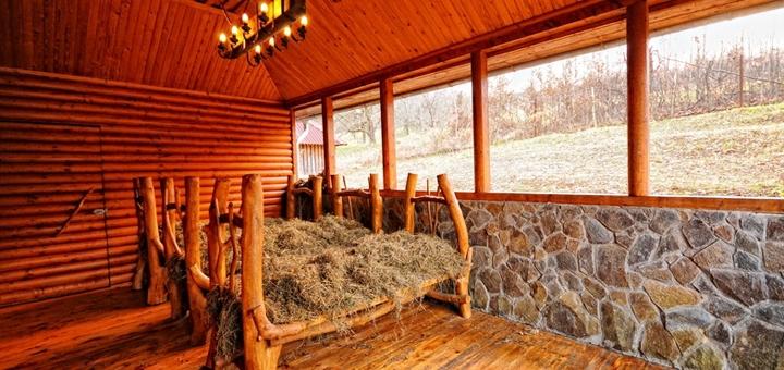 От 4 дней осеннего отдыха в комплексе «Легенда Шаян» в Закарпатье