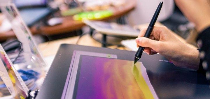 Бесплатно курс цифрового рисунка от Art Craft при покупке планшета Intuos и One by Wacom