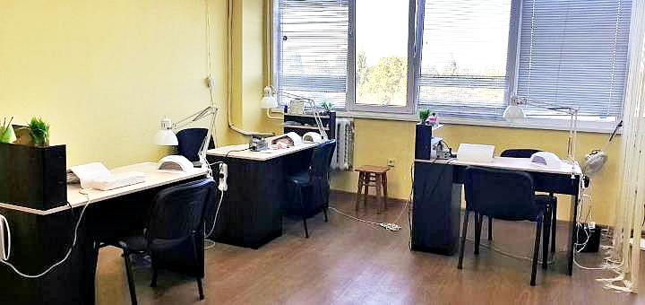 Маникюр с покрытием гель-лаком и парафинотерапией в салоне красоты «BeautyMix Studio»