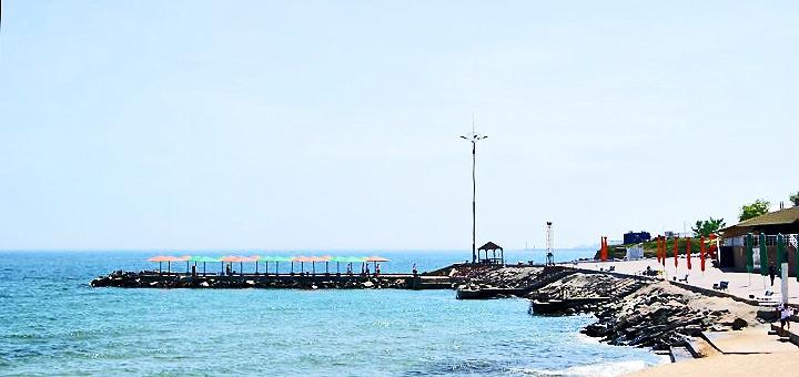 От 2 дней отдыха на берегу моря в SPA-отеле «Aqua Paradise» в Одессе