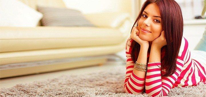 Профессиональная химчистка ковров и мебели специалистами компании «Лоск»!