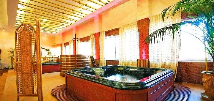 От 2 дней осеннего отдыха на берегу моря в SPA-отеле «Aqua Paradise» в Одессе