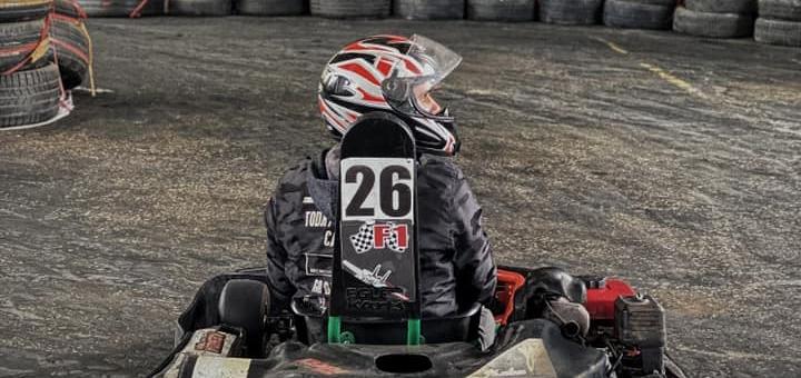 Скидка 50% на 1 или 2 заезда на картинге от «Drift Karting»