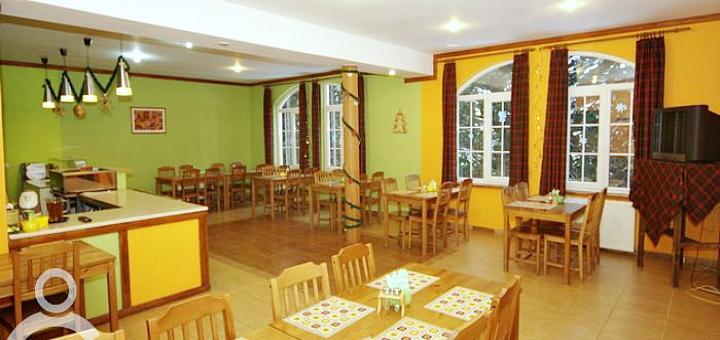 От 3 дней осеннего отдыха с питанием в отеле «Дзвінка» в Славском