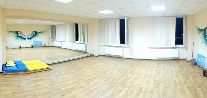 Скидка на занятия танцами для детей или взрослых в студии танца «Eunice»