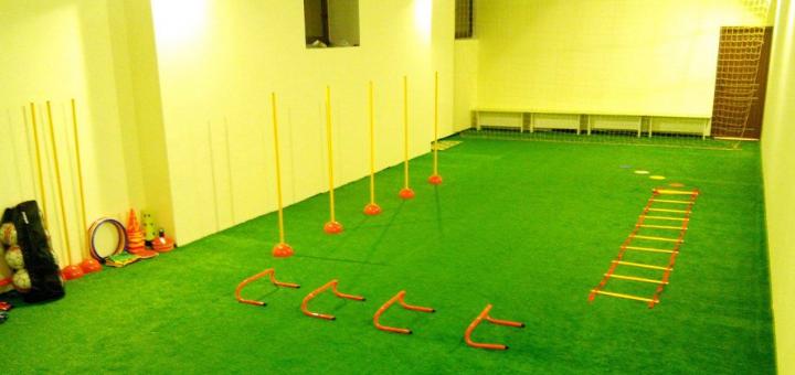 До 24 занятий футболом в футбольном клубе «ФутбоЛенд»