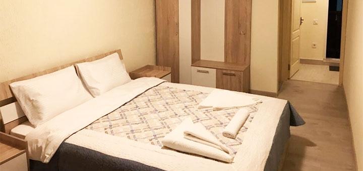 От 3 дней осеннего отдыха в отеле «Салют» в Буковеле