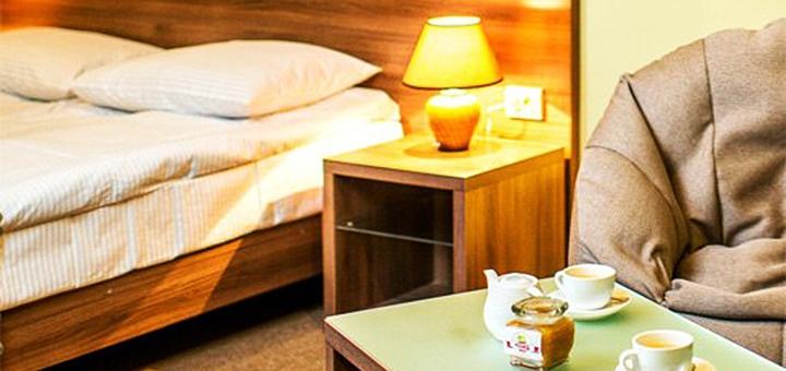 От 3 дней отдыха с завтраками в отеле «Джем» во Львове
