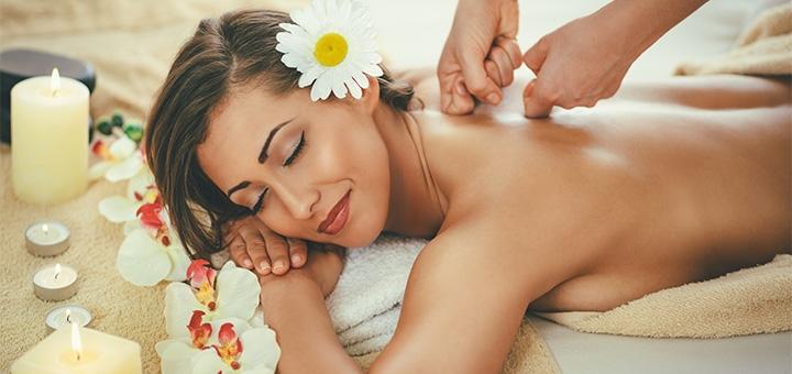 До 3 сеансов массажа всего тела в медико-косметологическом центре «Шанти»