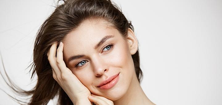 Ультразвуковая, механическая или комбинированная чистка лица в центре косметологии «F&B New»