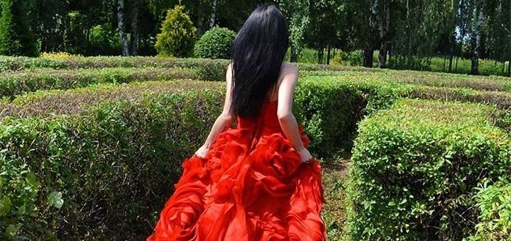 Фотосессия в шикарных платьях от организации «Photo of Dream»