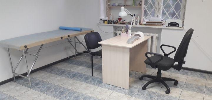 Скидка до 62% на маникюр, педикюр, укрепление и покрытие ногтей в студии «ZoneBeauty_dp»