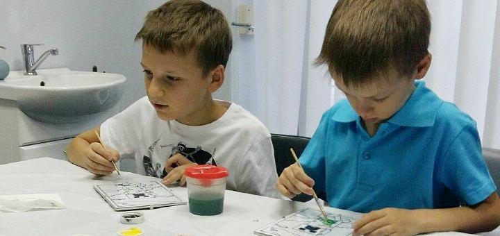 До 12 посещений мини-сада с развивающими занятиями от центра развития и обучения «SoEasy»