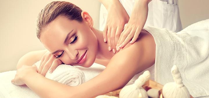 До 5 сеансов общего массажа всего тела в студии массажа «Чудеса прикосновений»