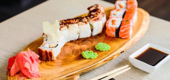 Скидка 50% на все меню кухни в ресторане «Якитория» на Независимости