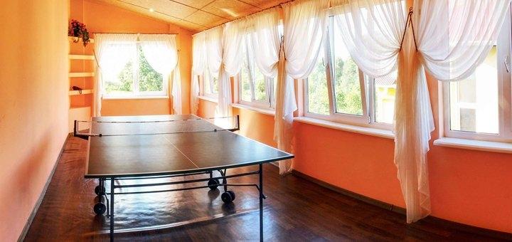 От 3 дней отдыха с питанием и оздоровлением в комплексе «Благодать 3*» в Карпатах