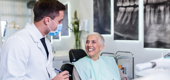 Удаление зубов мудрости в стоматологии доктора Бондарука