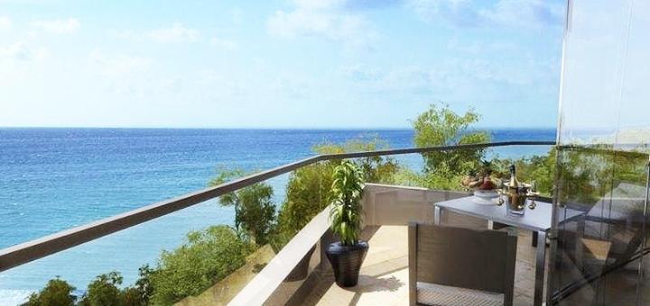 От 3 дней в апартаментах с видом на море или парк в отеле «Apart Hotel Greenwood» в Одессе